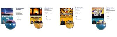 CD MP3 Siri Ibrah Quran
