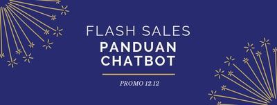 FLASH SALES PANDUAN CHATBOT