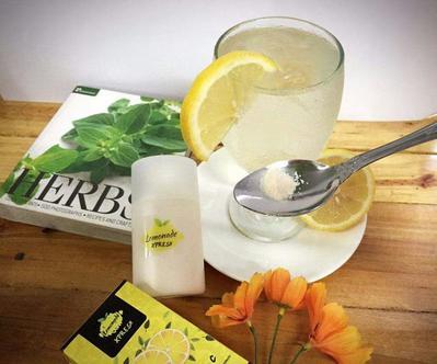 Bancuh air lemon xpresh