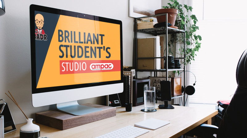 BRILLIANT STUDENT'S STUDIO