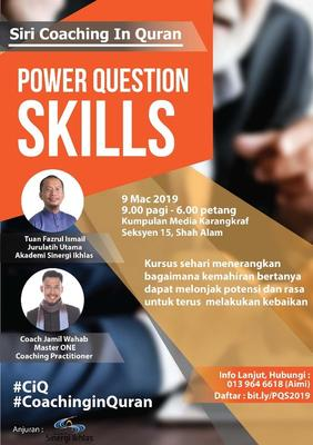 Power Question Skills
