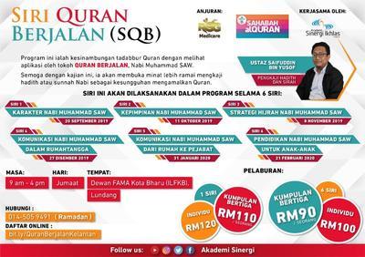 Siri Quran Berjalan 2019/2020   Kelantan