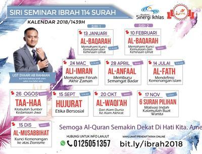 Siri Seminar Ibrah 114  (2018)