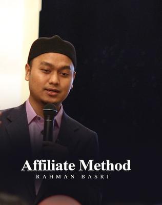 Tempahan Video AffliateMethod