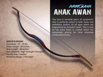 Busur Anak Awan RM390 PROMO NOW!!
