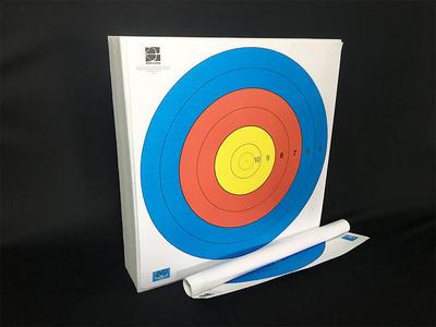 Self Healing Foam Archery Target Butt 50*50*10 RM80