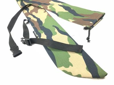 Camouflage Bow Sleeve With Sling RM35