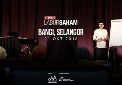 Seminar Labur Saham 2018 @ Bangi