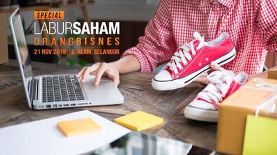 Seminar Labur Saham Orang Bisnes @ Shah Alam