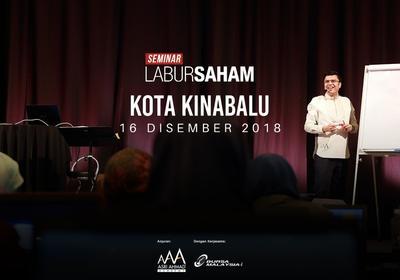 Seminar Labur Saham 2018 @ Kota Kinabalu