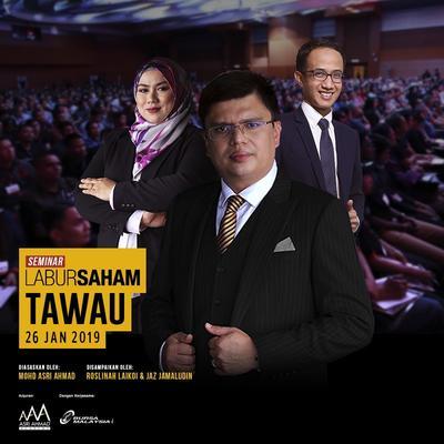 Seminar Labur Saham 2019 @ Tawau