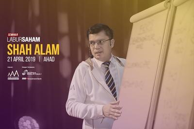 Seminar Labur Saham 2019 @ Shah Alam