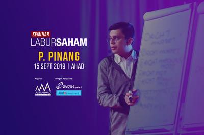 Seminar Labur Saham 2019 @ Pulau Pinang