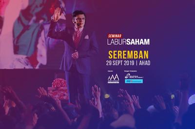 Seminar Labur Saham 2019 @ Seremban