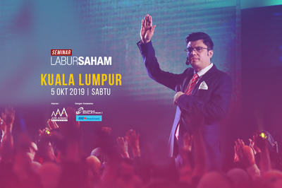 Seminar Labur Saham 2019 @ Kuala Lumpur