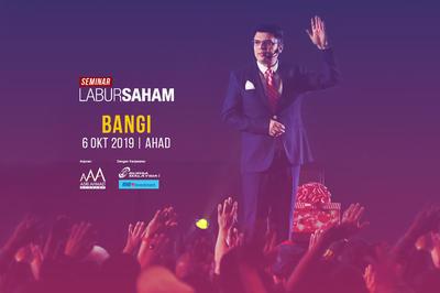 Seminar Labur Saham 2019 @ Bangi