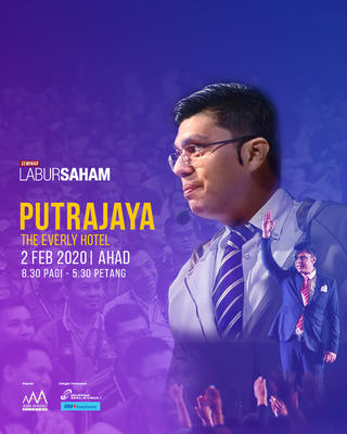 Seminar Labur Saham 2020 @ Putrajaya