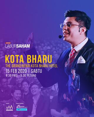 Seminar Labur Saham 2020 @ Kota Bharu