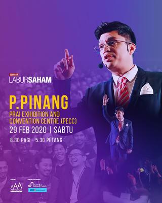 Seminar Labur Saham 2020 @ Pulau Pinang