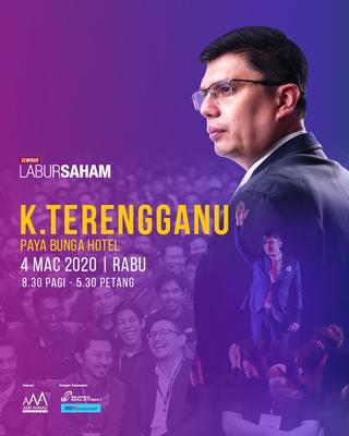 Seminar Labur Saham 2020 @ Kuala Terengganu