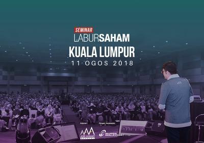 Seminar Labur Saham 2018 @ Kuala Lumpur