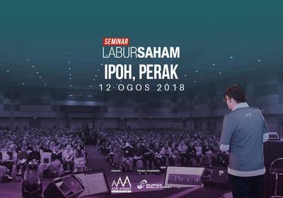 Seminar Labur Saham 2018 @ Ipoh