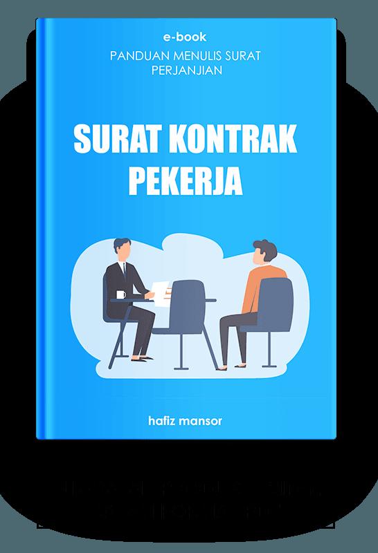 Ebook Surat Kontrak Pekerja