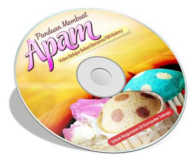 Borang Tempahan CD Belajar Buat APAM (RM100)