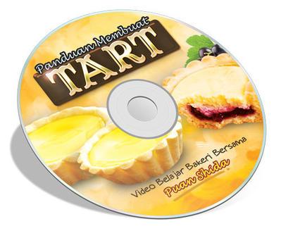 Tempahan CD Tart