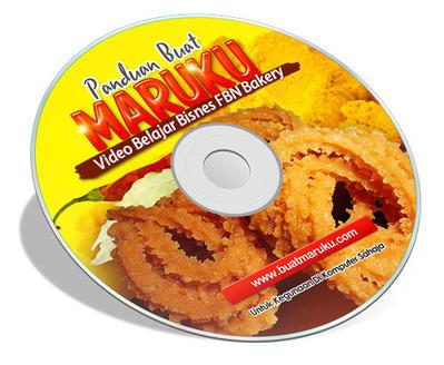 Borang Tempahan CD Maruku