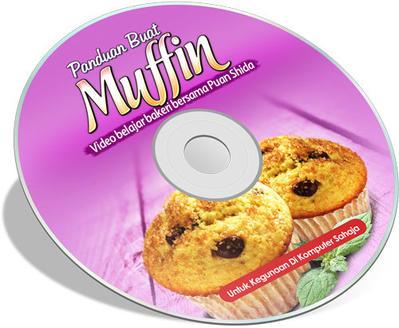 Tempahan CD Muffin