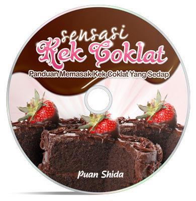 CD Sensasi Kek Coklat