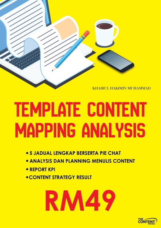 Content Mapping Analysis Template