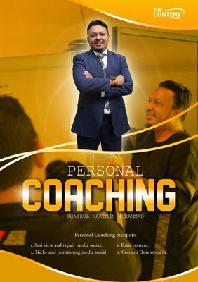 Personal Coaching bersama KHM