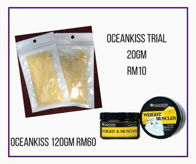 Oceankiss Supplement Kucing Gemok