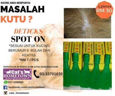 Borang Pesanan ALT Deticks 2.5ml