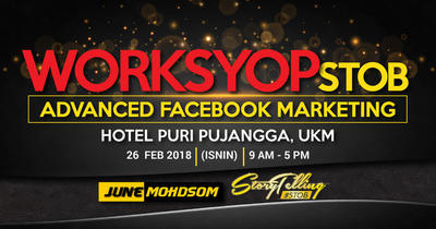 Worksyop STOB Advanced Facebook Marketing