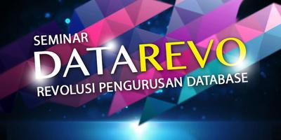 Seminar DATAREVO - Revolusi Pengurusan Database