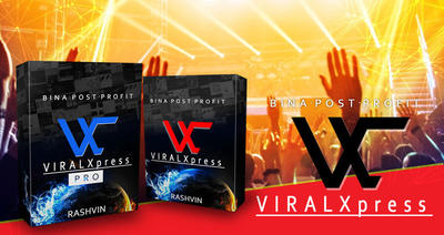 ViralXpress (Bina. Post. Profit)