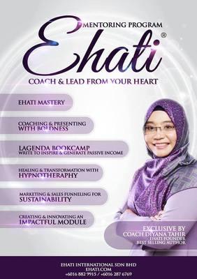 Pendaftaran Ehati Coach Mentoring