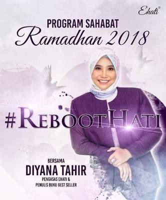 Pendaftaran Program Sahabat Ramadhan 2018