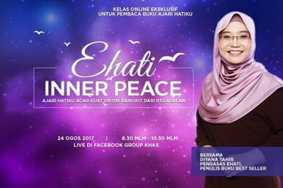 Kelas Online Eksklusif, Ehati Inner Peace