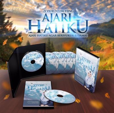 Tempahan DVD 21 Hari Ajari Hatiku