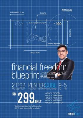 FINANCIAL FREEDOM BLUEPRINT PENTERCUBE