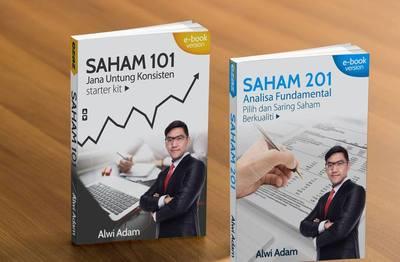 COMBO E-BOOK SAHAM 101 & 201