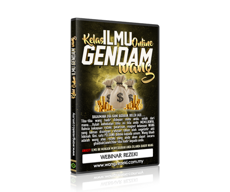 Video Ilmu Gendam Wang