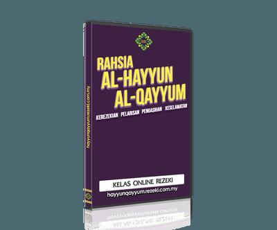 Rahsia Al-Hayyun Al-Qayyum