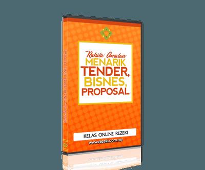 Rahsia Menarik Tender, Bisnes, Proposal