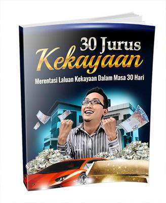 TEMPAHAN EBOOK 30 JURUS KEKAYAAN