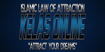 WEBINAR ISLAMIC LAW OF ATTRACTION 2018